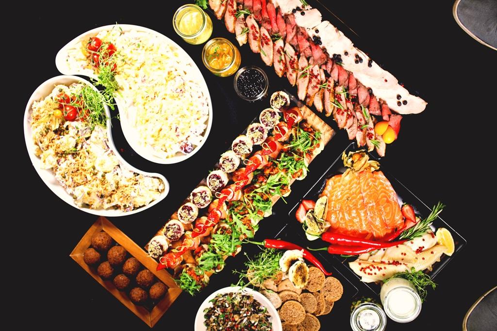 Suurem buffet